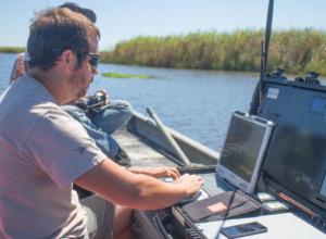 Altavian drone flight crew plan pearl river mission
