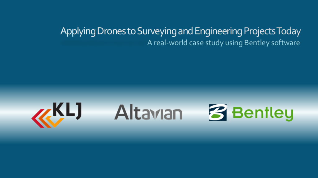 drone webinar bentley klj